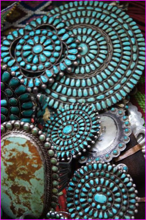 20 Native American Beadwork Patterns
