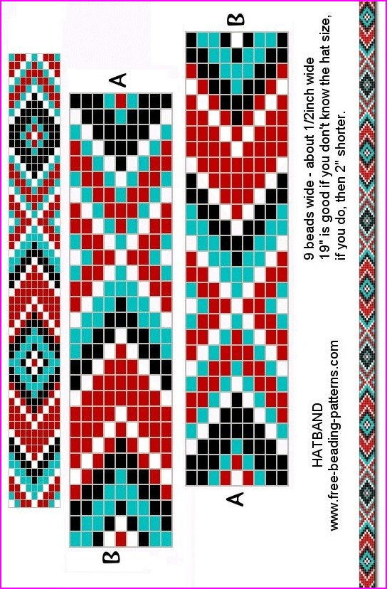 Native American Loom Beading Patterns - Wiring Diagrams •