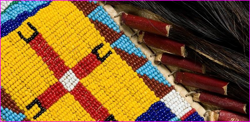 Seed Bead Color Preference Among Native American Tribes- Craft Focus ...