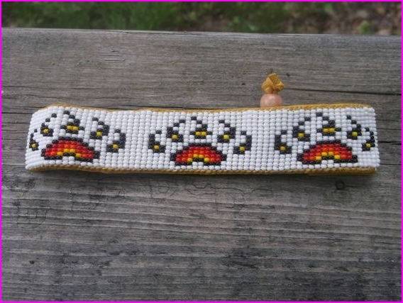 41236 Bead loomed   Bead Loom Patterns   Beads, Loom beading and ...