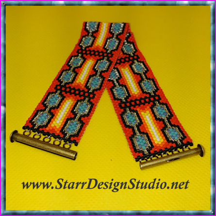 Starr Design Studio - Southwest & Native American Inspired Bead Patterns
