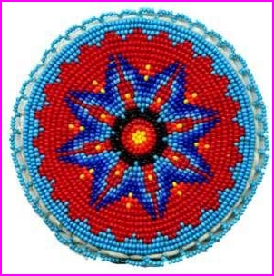Free Native American Beading Patterns   Bing Images   Beaded Beauty ...