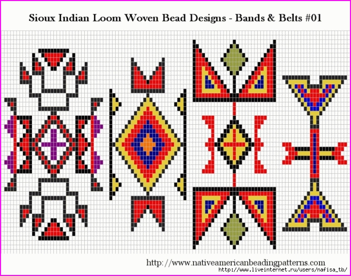 graphic regarding Free Printable Native American Beading Patterns referred to as 20 Indigenous American Beadwork Styles - Do It Right before Me