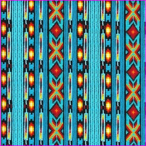 5 Best Images of Native American Beading Patterns - Native American ...
