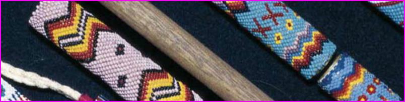 Native American Beadwork: 4 Free Beading Patterns   Interweave
