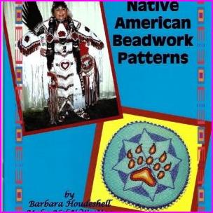 Native American Beadwork Patterns – Barbara Houdeshell – Native Rainbows