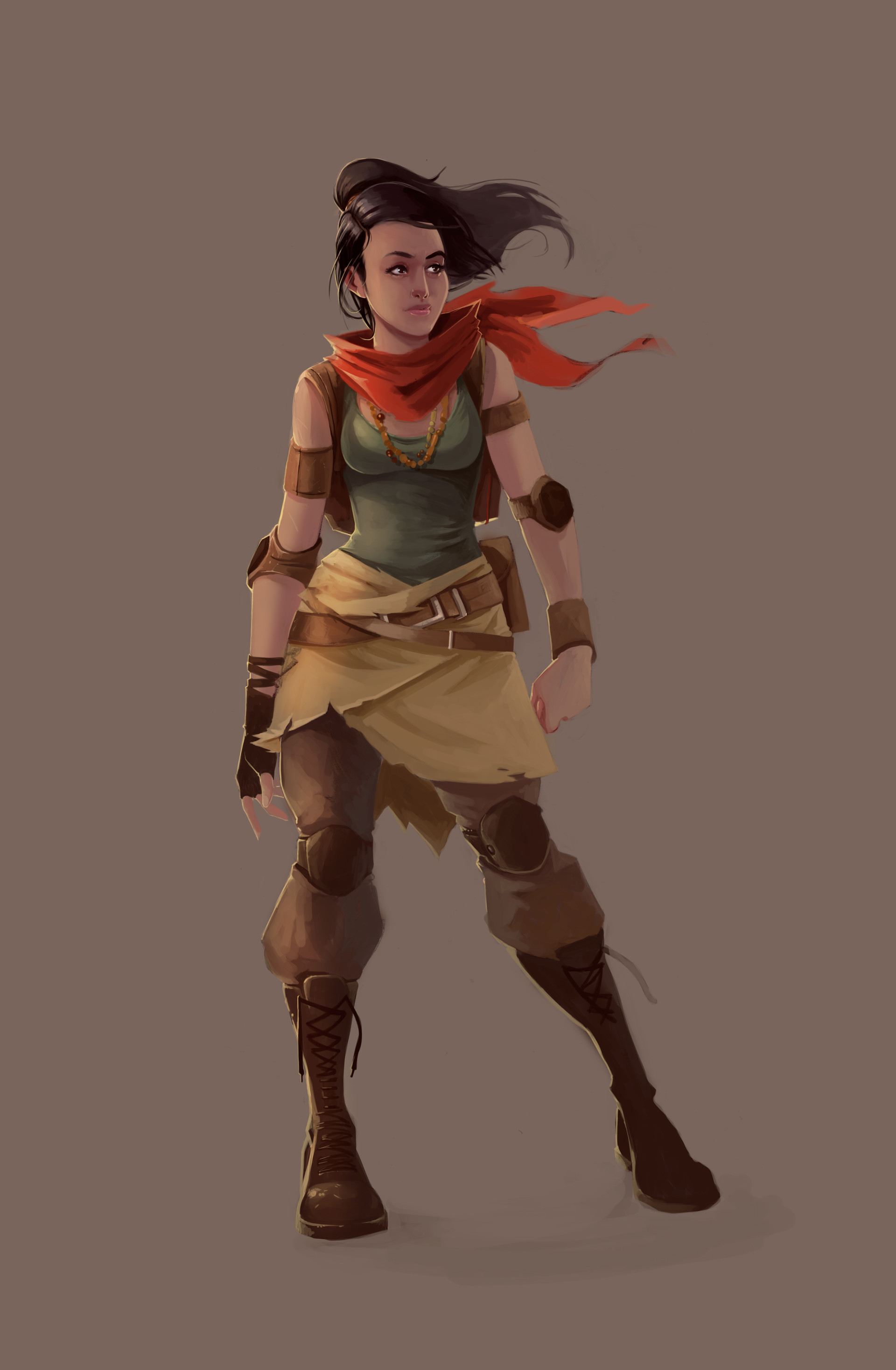20 Female Character Design Ideas 20   Do It Before Me