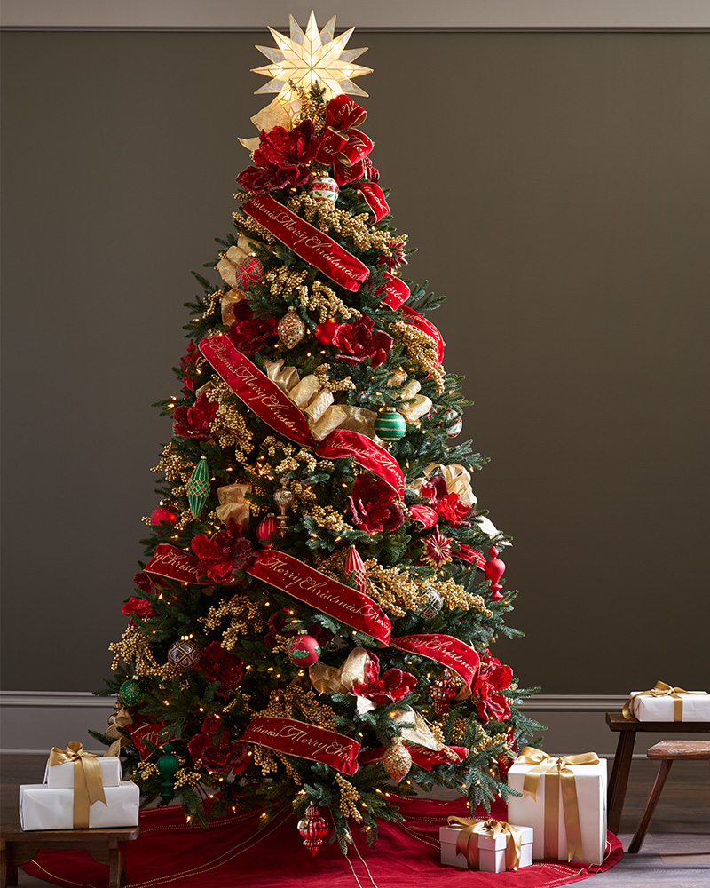 Christmas Tree Decorated.50 Beautiful New Ways To Decorate Your Christmas Tree Do