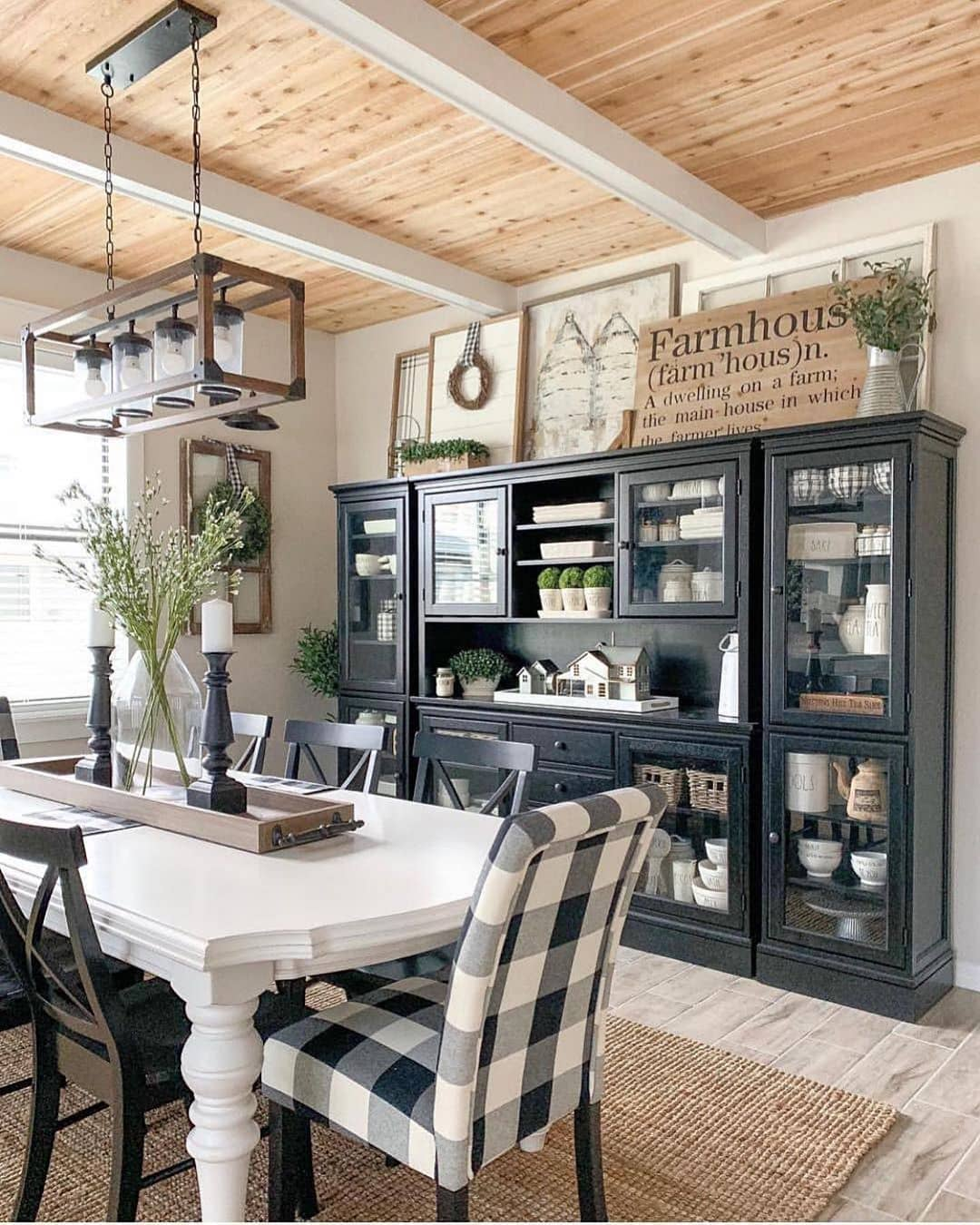 20 Modern Farmhouse Decor Ideas in 2020 - Do It Before Me