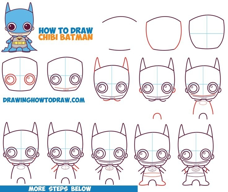 Easy Drawing Tutorials for Beginners - Cool Things to Draw ...