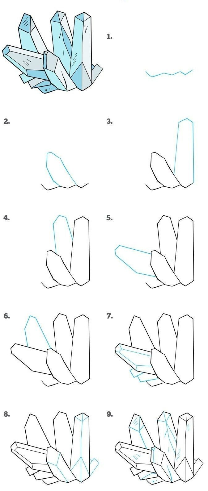 20 Easy Drawing Tutorials for Beginners - Cool Things to ...