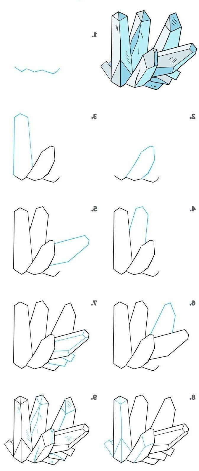 Easy Drawing Tutorials for Beginners   Cool Things to Draw Step By ...
