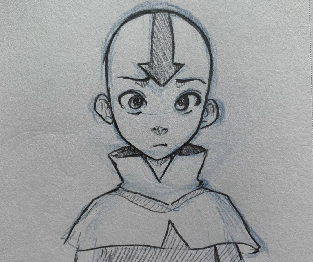 how to draw avatar the last airbender book