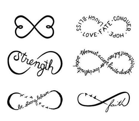 small love tattoos symbols