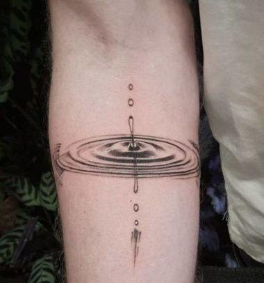 symbolic tattoo for men